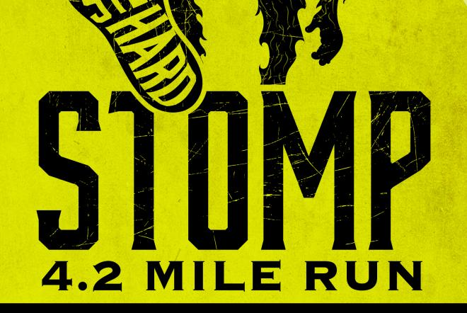 The Stone Fort Stomp 4.2 miler