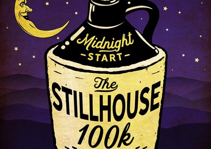 the stillhouse 100k trail race 12.5.20 midnight start