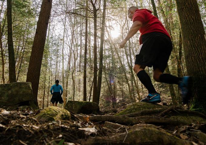 River Gorge Trail Race